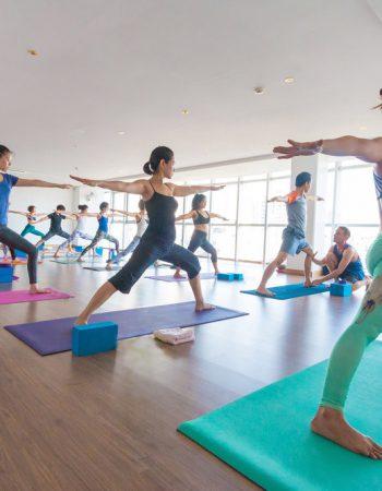 Yoga Elements Studio Bangkok