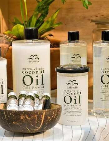 Nuttarin Coconut Lifestyle Products