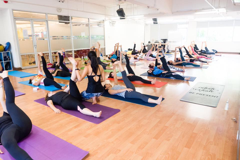 Empower Yoga Bangkok - Guri Wellness
