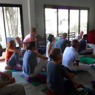 Little Bangkok Meditation Center