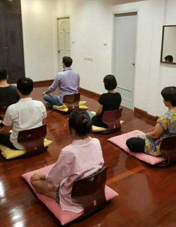 Meditation Bangkok