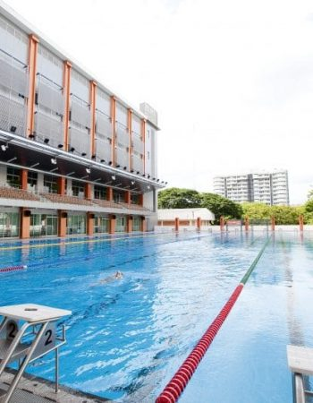 Chulalongkorn University Sports Center