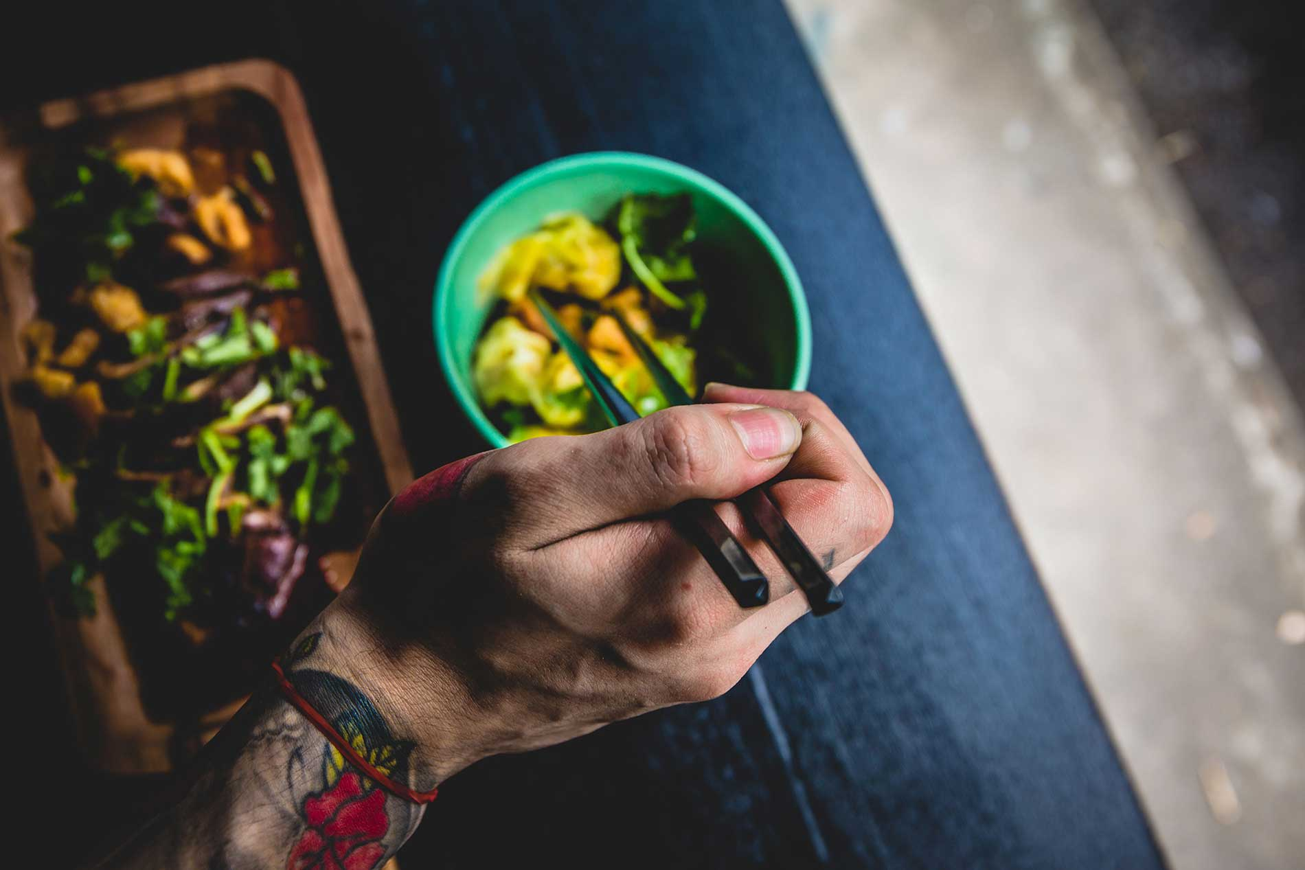 Simple steps towards making more vegan choices in Bangkok